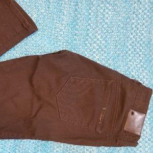 Armani Exchange Black Skinny Jeans